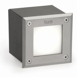 FARO 71497N - LED Iluminat acces de exterior LED/3W/230V IP67 6000K