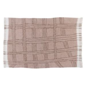Covor multicolor din lana 170x240 cm Shuka Dusty Pink Lorena Canals