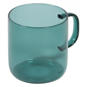Cana albastra din sticla 300 ml Morely Kave Home