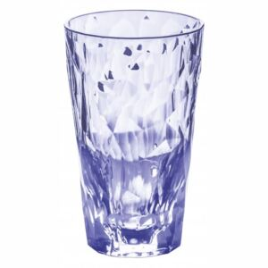 Pahar pentru milkshake Unbreakable Superglas Aquamarine, Club No.6, 300 ml