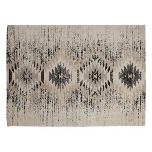 Covor din bumbac gri 230x160 cm Bea Kave Home
