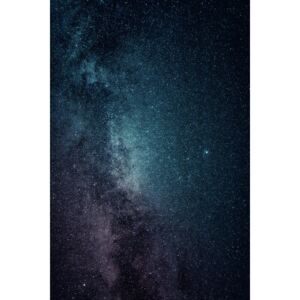 Fotografii artistice Details of Milky Way of St-Maria with lilac-blue graded, Javier Pardina