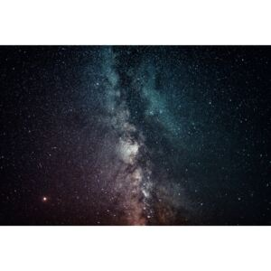 Fotografii artistice Details of Milky Way of St-Maria with red-blue graded III, Javier Pardina