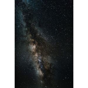 Fotografii artistice Details of Milky Way of St-Maria with brown-dark graded II, Javier Pardina