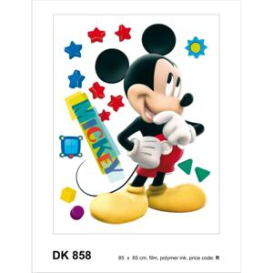 Sticker decorativ DK858 Mickey Mouse