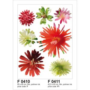 Sticker decorativ F0411 Flori