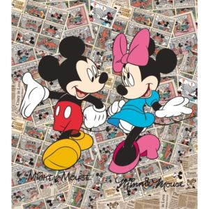 Fototapet FTDxl 1936 Mickey Mouse Minnie Mouse