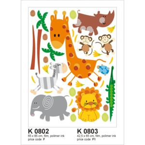 Sticker decorativ K0803 Animale