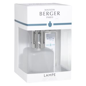 Set Berger lampa catalitica Summer Glacon cu parfum Tahitian Green Zest