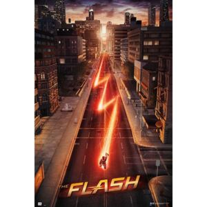 The Flash - One Sheet Poster, (61 x 91,5 cm)