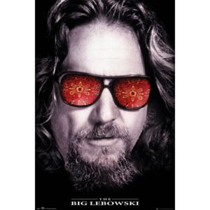 The Big Lebowski - The Dude Poster, (61 x 91,5 cm)