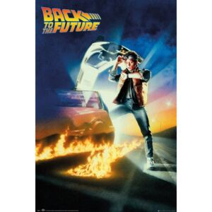 Back To The Future - Key Art Poster, (61 x 91,5 cm)