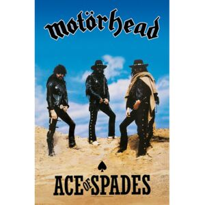Poster textile Motorhead - Ace Of Spades