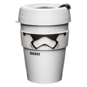 Cană de voiaj cu capac KeepCup Star Wars Stormtropper Brew, 340 ml