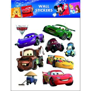 Room Decor Sticker de perete - Cars 38x30cm
