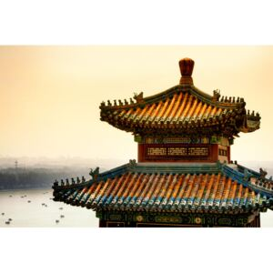 Fotografii artistice China 10MKm2 Collection - Summer Palace Architecture, Philippe Hugonnard