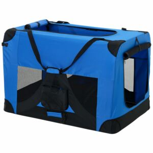 Geanta transport patruped - box XXL albastru regal - P49836954