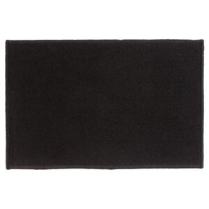 Covor baie 5five Simple Smart TAPIS UNI, 40x60 cm, Negru