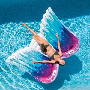 Intex Saltea de piscină Angel Wings Mat, 58786EU
