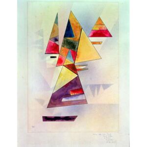 Composition, 1930 Reproducere, Wassily Kandinsky