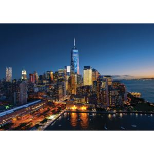 C12111VEL Fototapet vlies: New York City (1) - 104x152,5 cm
