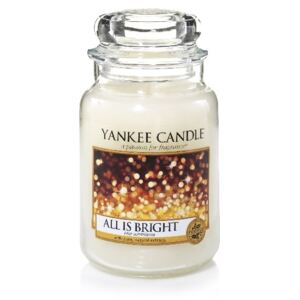 Yankee Candle lumanare parfumata All is Bright Classic mare