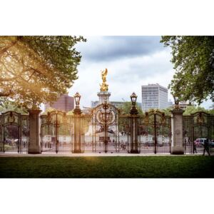 Fotografii artistice Entrance Gate at Buckingham Palace, Philippe Hugonnard