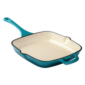 Grill fonta emailata Cooking, 27.5 cm
