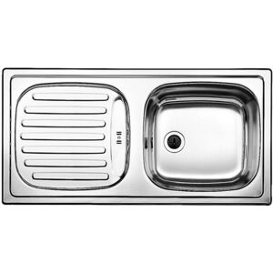 Chiuveta Inox Blanco Flex 860 x 435 mm