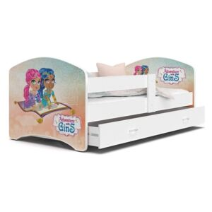Patut Tineret MyKids Lucky 56 Adventure with Gins-140x80