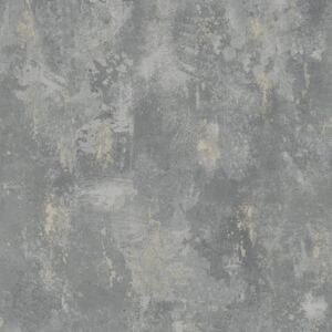 DUTCH WALLCOVERINGS Tapet model beton, gri, TP1008 TP1008