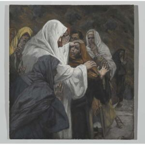 Address to Saint Philip, illustration from 'The Life of Our Lord Jesus Christ', 1886-94 Reproducere, James Jacques Joseph Tissot