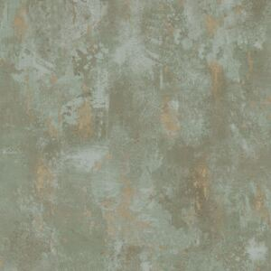 DUTCH WALLCOVERINGS Tapet model beton, verde TP1010 TP1010