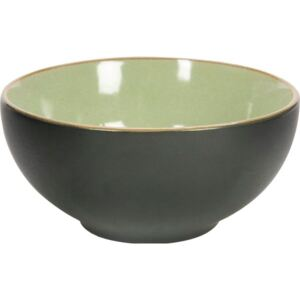 Castron rotund Gusta Table Tales 12,3 cm, verde