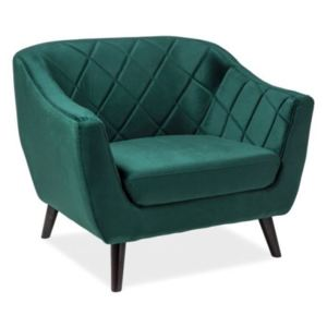 Scaun living verde Molly 1