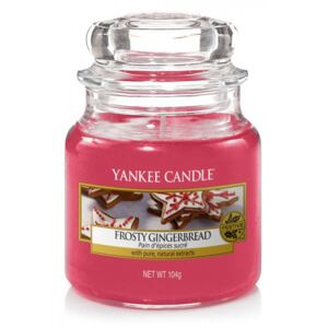 Yankee Candle lumanare parfumata Frosty Gingerbread Classic mica