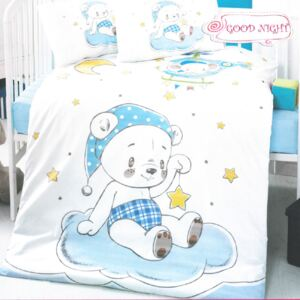 Lenjerie Bebe Good Night 100% bumbac LB02