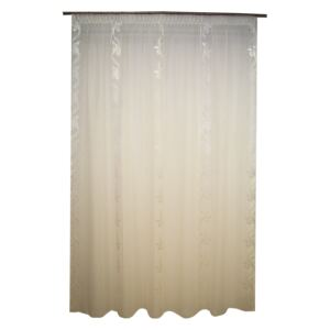 Perdea supersable sirag ivory