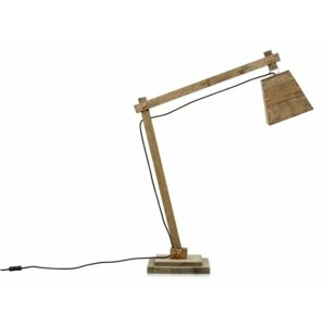 Lampa birou maro din pin 90x30x105 cm William Versmissen