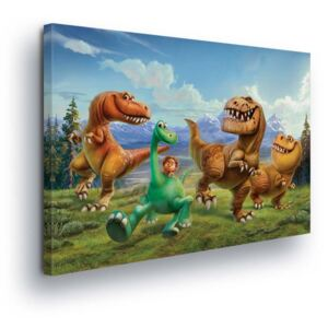GLIX Tablou - Disney Good Dinosaur Movie II 80x60 cm