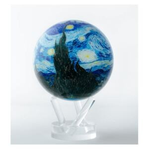 Glob solar rotativ Mova Starry Night by Van Gogh