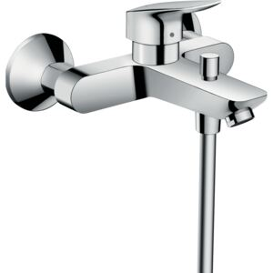 Baterie cada Hansgrohe Logis, Crom