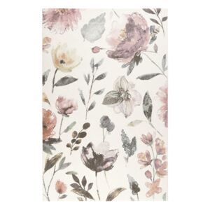 Covor Floral Summer Breeze, Multicolor, 80x150