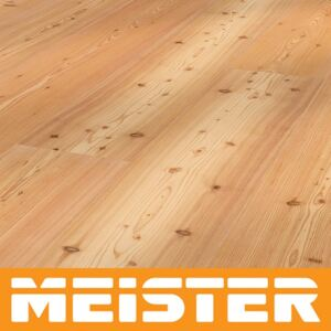 Parchet Meister Lindura wood flooring HD 300 lively Pure larch 8419 Wide Plank 2V/M2V