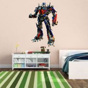 Sticker perete Transformers