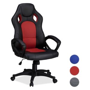 Scaun gamer in 3 culori - basic