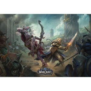 World of Warcraaft - Battle For Azeroth Poster, (91,5 x 61 cm)