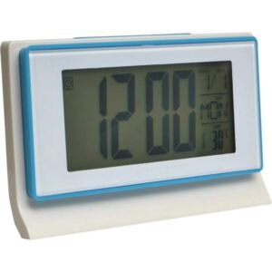 Ceas digital cu alarma DS-3601, control vocal, temperatura si calendar