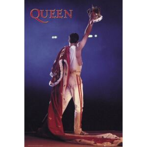 Queen - Crown Poster, (61 x 91,5 cm)