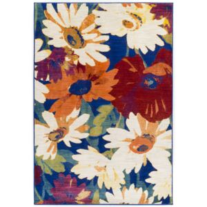 Covor Floral Lee, Multicolor, 160x235